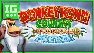Donkey Kong Country: Tropical Freeze - Best DKC Game? - IMPLANTgames