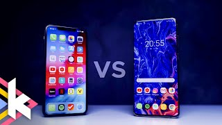 Galaxy S20 Ultra vs iPhone 11 Pro Max - Was ist besser?
