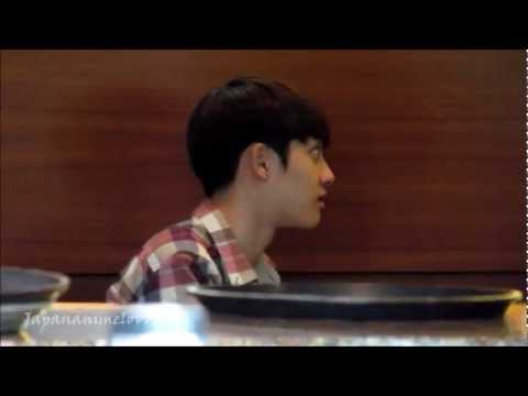 EXO eating breakfast pt.5 120519 Music Videos
