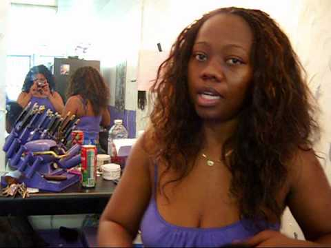 Two Strand Twist Braid Using 100 Kanekalon Hair Synthetic twist braids ...