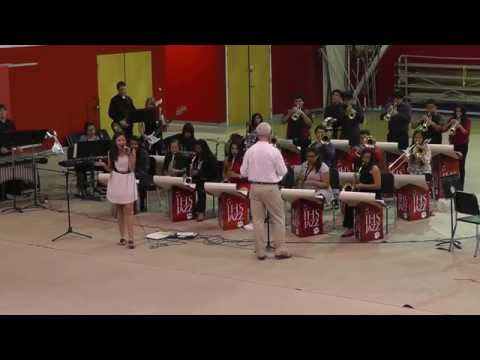 Imperial High School Jazz Ensemble 06 02 2014