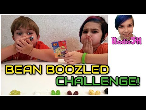 Bean Boozled Challenge - Dare To Compare Jelly Beans!