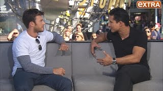 Scott Eastwood Sets Record Straight Over On-Set Fight with Shia LaBeouf on 'Fury'