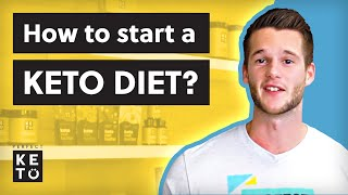 How To Start a Keto Diet the Right Way