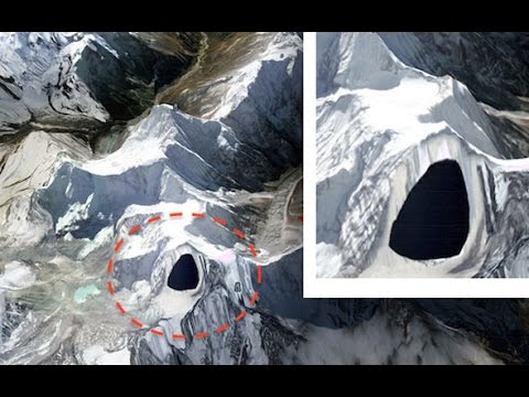 6 SECRET Places Google Earth Doesn't Want You To See