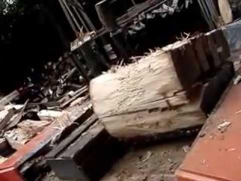 Tempest EF 4 Wood Splitter Video 5 Sept 30 14