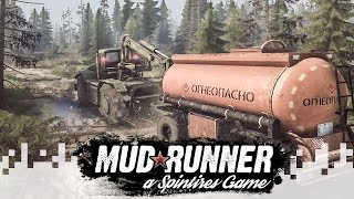 The Big Finish! - SPINTIRES: MUDRUNNER (Multiplayer Gameplay) - EP27