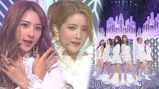 Wjsn 우주소녀 La La Love A인기가요 Inkigayo 20190113