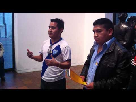 Clase de Ingles (ESL) en el SAMA (San Antonio Museum of Arts) (Adan, Lorenzo, Matias, y David)