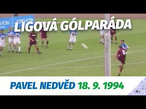 Ligová gólparáda - Pavel Nedvěd