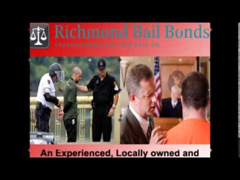 Bail bonds services Richmond | 804-548-4497