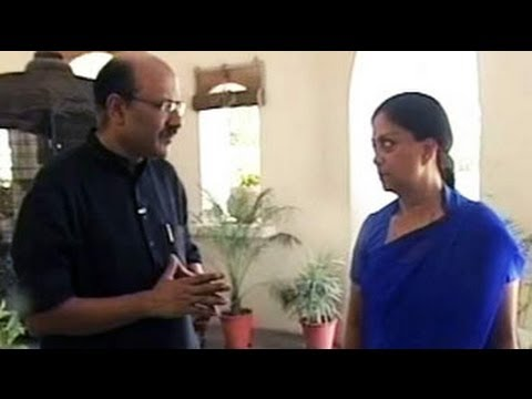 Walk The Talk with Vasundhara Raje (Aired: 2008)