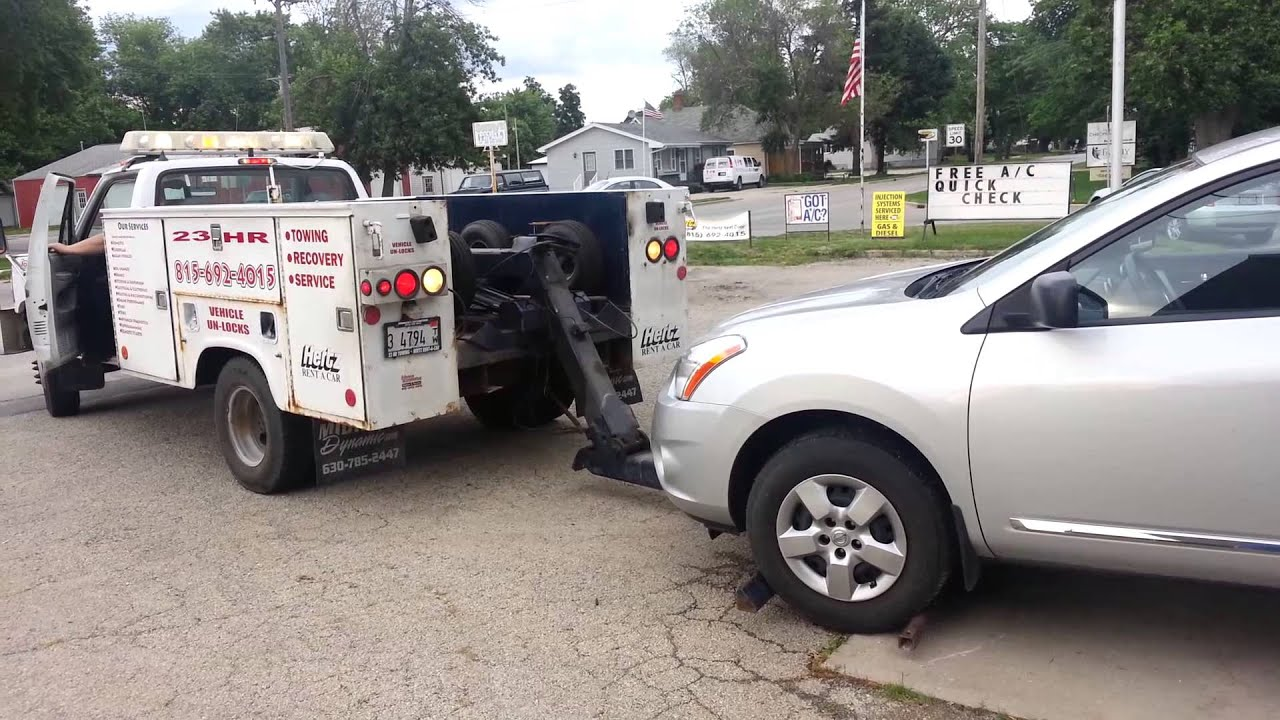 Johnson Auto Sales >> roadside, towing, vehicle unlock, complete repair Hertz rent a car just up the road from Pontiac ...