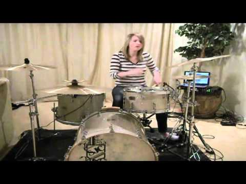 Sparks Fly | Drum Cover | Jacqueline Cassell