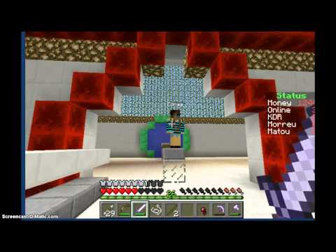 Serve de minecraft 1.5.2 Sem lag-PVP-minigames PIRATA/ORIGINAL