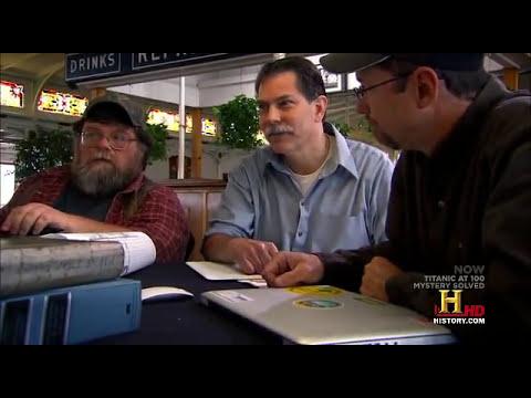 Titanic 100 Años Después Misterio Resuelto (Audio Latino)
