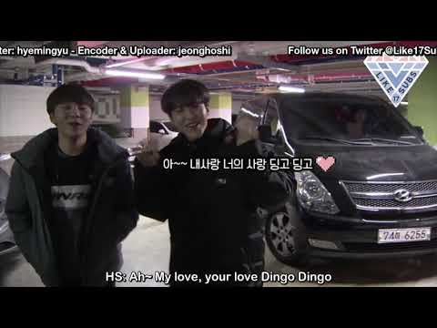 [Engsub] 180209 Seventeen Confession to Dingo by Like17Subs