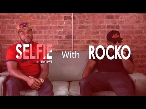 The Selfie Interviews With Rocko