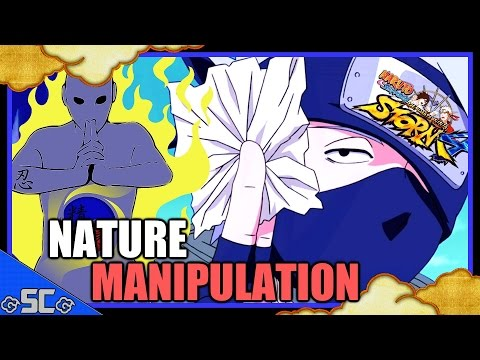 ●News/Update - NATURE MANIPULATION & BATTLE MECHANICS | NARUTO STORM 4 【1080p 60FPS】●