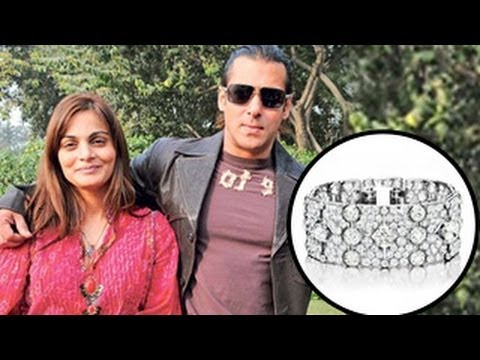Salman Khan Gifts Rs 1.25 Crore DIAMOND Bracelet