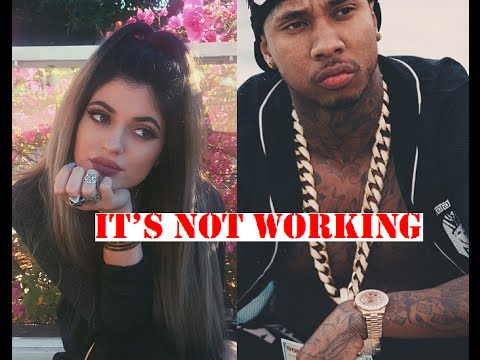 Kylie Jenner Reportedly Breaks up with Tyga On his 26th Birthday.