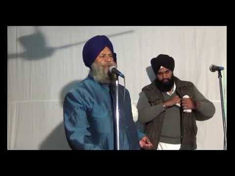 Bhai Baldev  Singh banka  Kwishri Jatha  On Baba Deep Singh Janam Deharay  Part  4