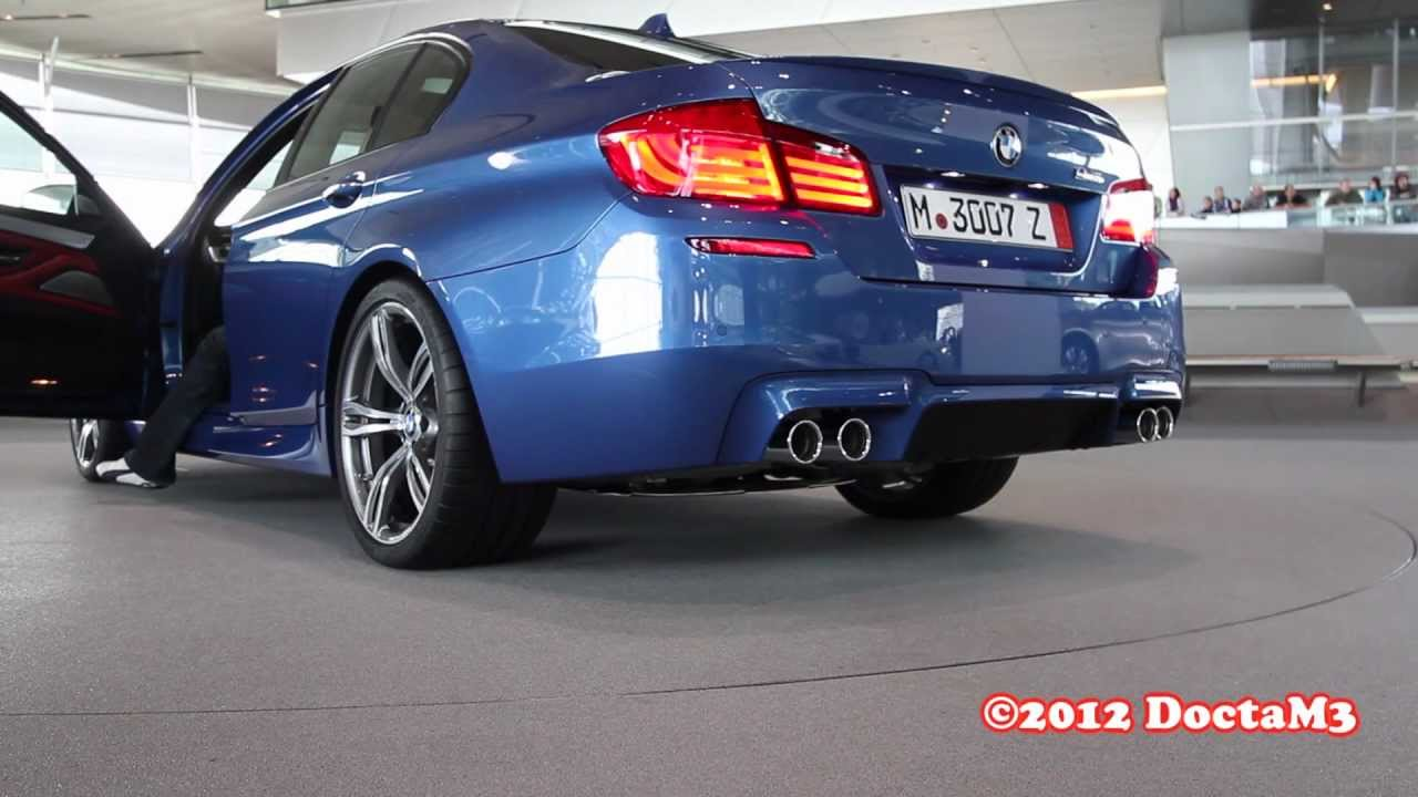First look at my new beast 2013 f10 bmw m5 youtube