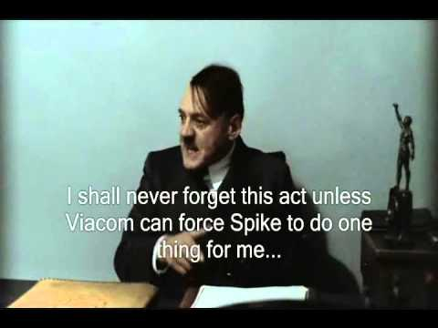 Hitler is informed the DirecTV/Viacom dispute is over