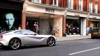 Summer Supercar Spectacular - F50, Capristo Aventador, HUGE BURNOUTS American Muscle