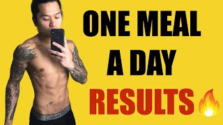 Eating One Meal A Day (OMAD) - The BEST Intermittent Fasting Schedule?