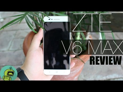 ZTE BLADE V6 MAX REVIEW COMPLETO