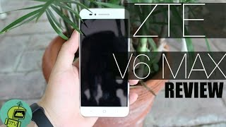 ZTE BLADE V6 MAX REVIEW COMPLETO