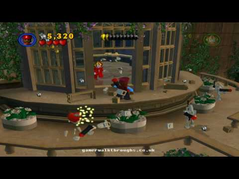Lego Star Wars Queen Amidala. Lego star wars walkthrough