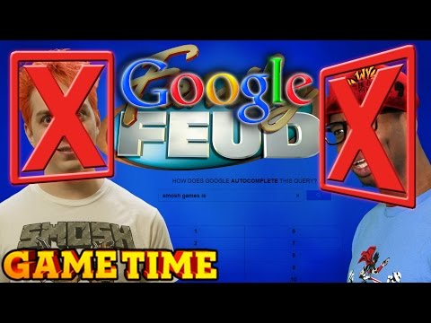 Are We Smarter Than Google? (gametime W  Smosh Games) video