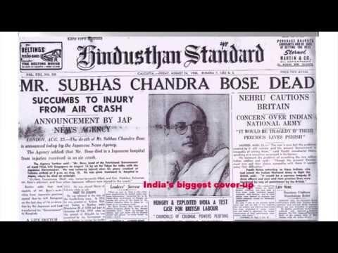 Anuj Dhar@IITK:Declassification of files related to Netaji's dissapearance-Day 1