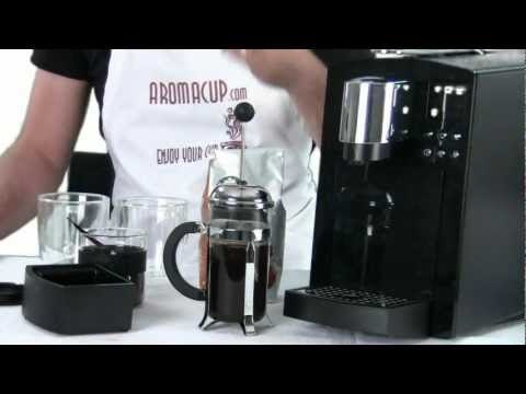 Verismo FAQ: How can I make coffee without Starbucks (K-Fee) Pods?