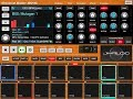 Groove Rider GR-16 - The TECHNO SESSIONS Bank IAP Demo for the iPad