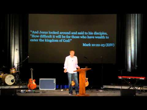 Normal Christianity: Treasure Exchange | Andy Kampman