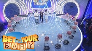 Bet On Your Baby: Jackpot Round With Daddy Mike, Mommy Cherry Lou And Baby Kel
