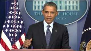 Obama on Citizens United Ruling