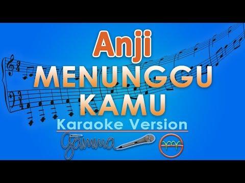 Download Lagu  Anji - Menunggu Kamu Karaoke  Tanpa Vokal by G Mp3 Free