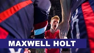 Best of 2015 - Maxwell Holt blocks his way to the top
