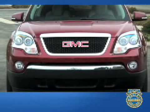 GMC Acadia Review - Kelley Blue Book