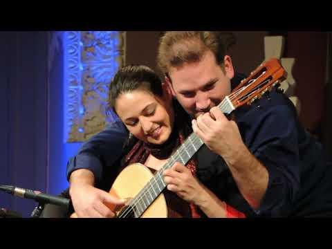 Festiwal Akademia Gitary - Marco Tamayo i Anabel Montesinos