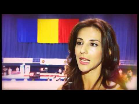 Catalina Ponor (gimnastica) - Vodafone video