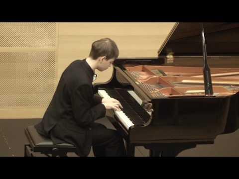 """Дебюсси Клод - Complete Piano Works Preludes II тетрадь 7. """"Терраса, освещаемая лунным светом"""""""