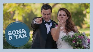 The Unconventional Wedding of Sona Movsesian & Tak Boroyan