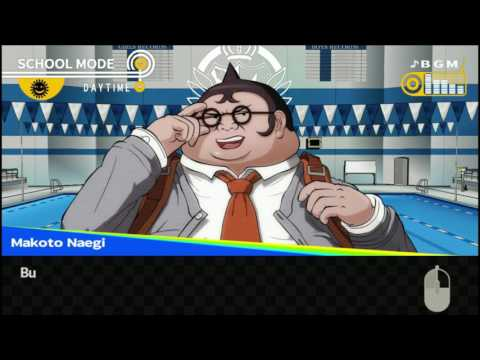 Let's Stream Danganronpa School Mode - Run 2 - Filling out Report Cards 3