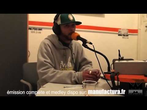 Extrait Interview De L'animalxxx Par Freshady (klandoshow-18 04 2012-fpp106.3) video