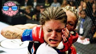 Top 10 MMA Fighters Who Went Crazy